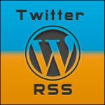 Плагин для отображения подписчиков RSS и Twitter