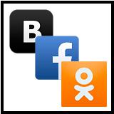 Социальные сети для Android