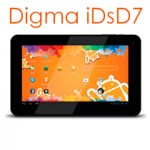 Недорогой и мощный планшет Digma iDsD7