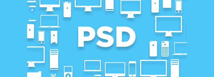 Иконки Apple гаджетов бесплатно в PSD формате