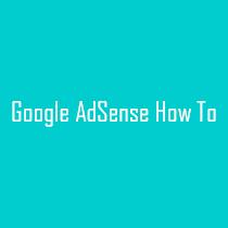 Регистрируемся в AdSense