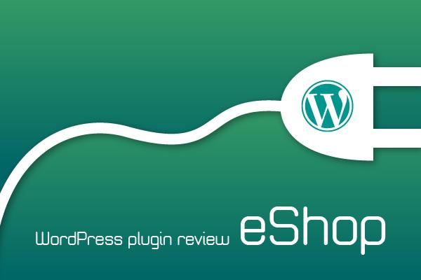 Плагин eShop для WordPress