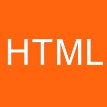 Работа с тегами HTML