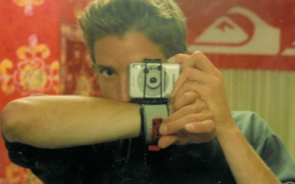 Первая модель GoPro