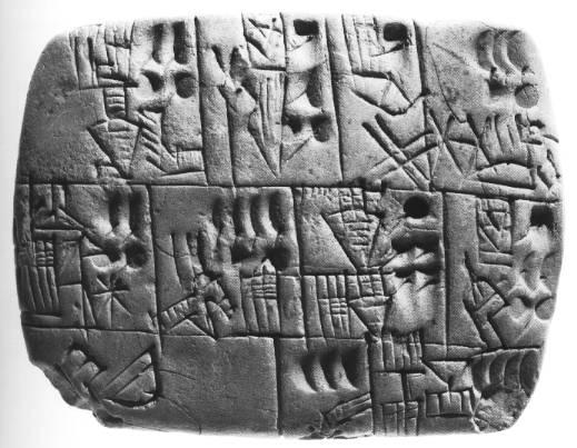 Древние носители информации