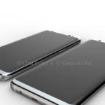 Во всемирной сети появились качественные рендеры смартфонов Galaxy S8 и Plus Galaxy S8.