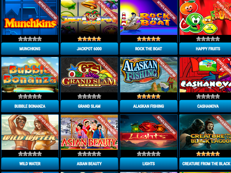 Top casino online на рубли software providers